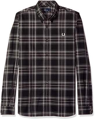 Fred Perry Men's Regimental Tartan Shirt