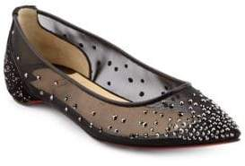 Christian Louboutin Follies Ballet Flats