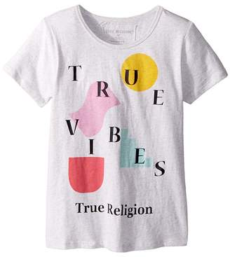 True Religion True Vibes Tee Girl's T Shirt