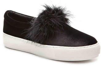 Penny Loves Kenny Arty Velvet Slip-On Sneaker - Women's