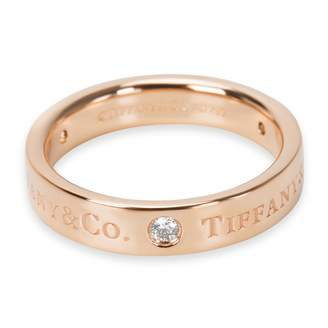 Tiffany & Co. Gold Pink gold Ring
