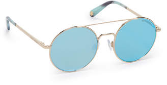 Henri Bendel Campbell Round Sunglasses