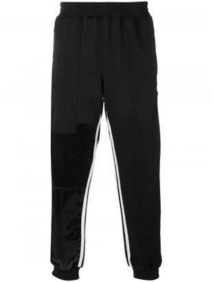 Adidas Originals by Alexander Wang Patch Track Pants $270 thestylecure.com