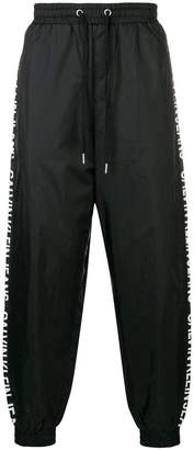 Calvin Klein Jeans side panelled track pants
