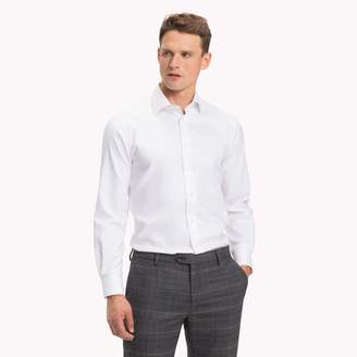 Tommy Hilfiger TH Flex Collar Dress Shirt