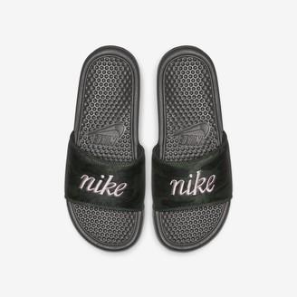 1ce2ff13c at Nike · Nike Women s Slide Benassi JDI TXT SE