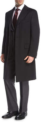 Brioni Cashmere Top Coat