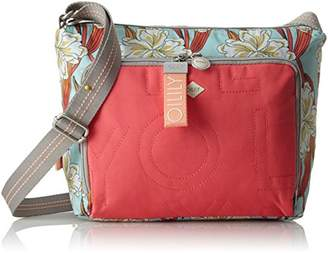At Co Uk Oilily Charm Ornament Shoulderbag Mhz Women S Shoulder Bag 13x23x27 Cm B X H T