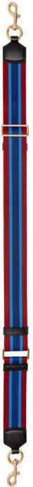 Marc Jacobs Blue Sport Stripe Bag Strap