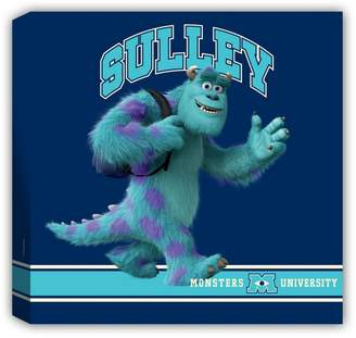 Disney Monsters University Printed Canvas