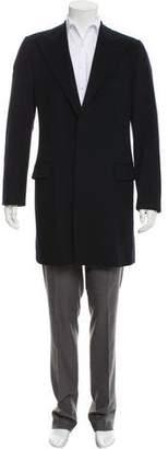 Dolce & Gabbana Wool & Cashmere Overcoat
