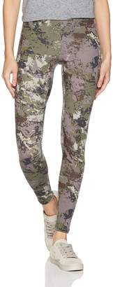 Hue Women's Plus-Size Camo Cotton Leggings Sockshosiery
