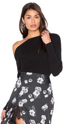 Majorelle Twister Sweater