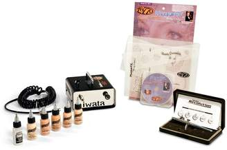 Sally Beauty Iwata / Medea Airbrush Make-Up Kit Light