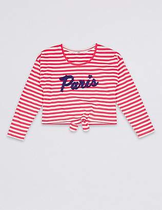 Marks and Spencer Pure Cotton Top (3-16 Years)