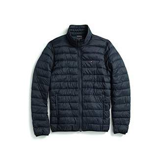 Tommy Hilfiger Adaptive Men's Insulated Jacket with Magnetic Zipper