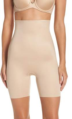 Spanx R) Power Conceal-Her High Waist Shaping Shorts