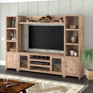 Loon Peak Waldron Entertainment Center for TVs up to 88""