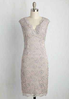 Marina Opulent Observer Lace Dress $139.99 thestylecure.com