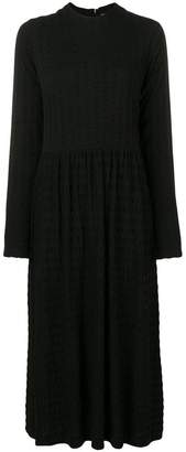 Jil Sander loose fit maxi dress