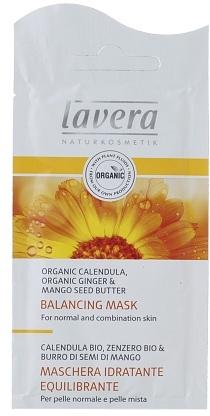 Lavera Natural Cosmetics Balancing Mask Organic Calendula