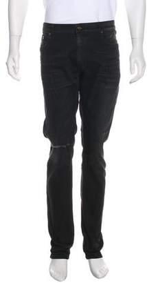 Vince Wool Flat Front Pants