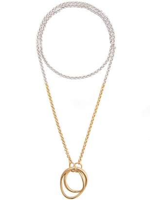 Charlotte Chesnais ring pendant necklace