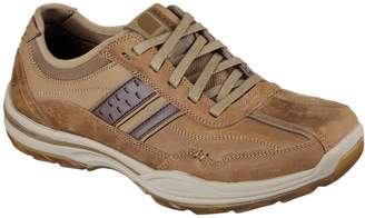 8c2727323fb Skechers Skech Air Elment Meron Mens Sneaker Oxfords Desert 15 W