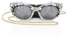 Judith Leiber Eyeglasses Crystal Clutch $4,995 thestylecure.com
