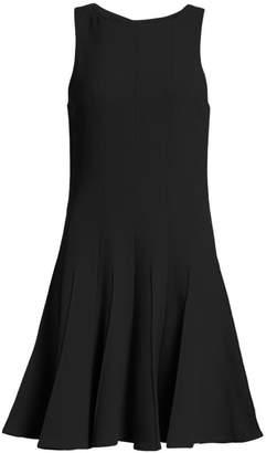8aa543488a5 Black Sleeveless Fit & Flare Dresses - ShopStyle UK