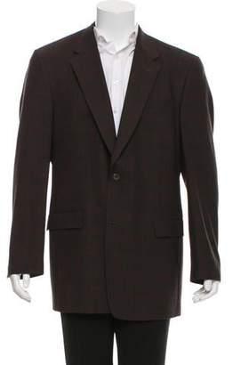 Burberry Two-Button Wool Blazer