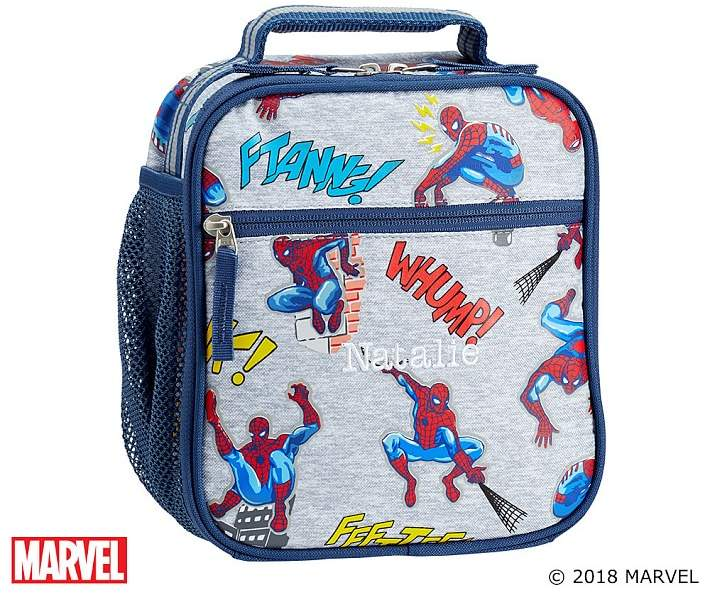 Marvel Glow In The Dark Spiderman Backpacks