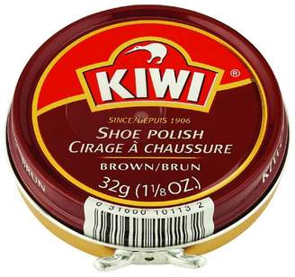 Kiwi Shoe Polish, 1-1/8 Oz. (32g)
