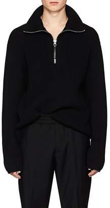 Acne Studios Men's Chunky Rib-Knit Wool-Blend Sweater