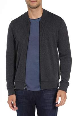 Robert Barakett Front Zip Knit Jacket