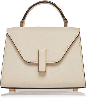 Valextra Iside Micro Leather Bag