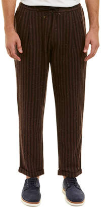 Scotch & Soda Tamachi Loose Fit Wool-Blend Pant