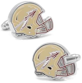Cufflinks Inc. Florida State Seminoles Helmet Cuff Links