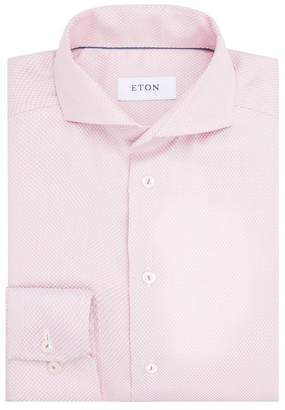 Eton Slim Textured Formal Shirt
