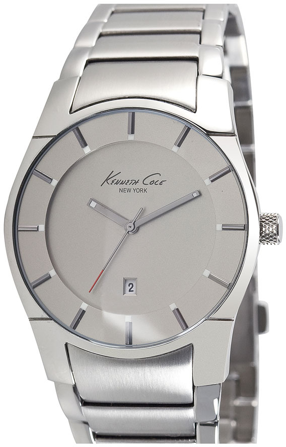 Kenneth Cole New York Round Bracelet Watch