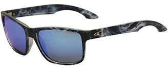 O'Neill Anso 113P Polarized Wayfarer Sunglasses