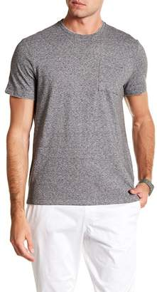 Calvin Klein Faux Double Layer Crew Neck Tee