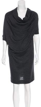 Ballantyne Knit Wool Dress