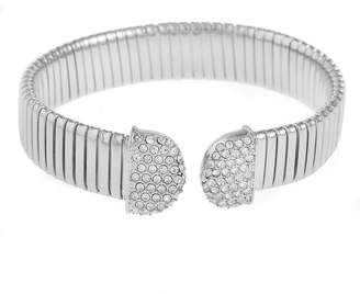 MONET JEWELRY Monet Jewelry Womens Clear Cuff Bracelet