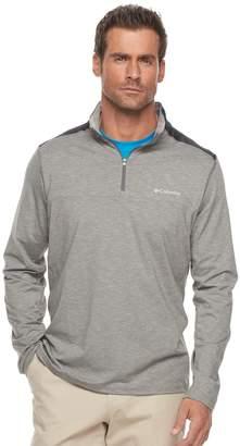Columbia Men's Tryon Creek Classic-Fit Quarter-Zip Pullover