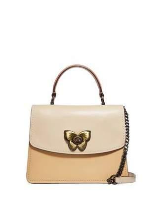 Parker Coach 1941 Butterfly Flap Top-Handle Bag