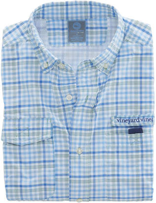 Vineyard Vines Field Point Harbor Shirt