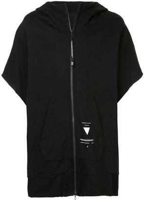 Niløs front zip hoodie