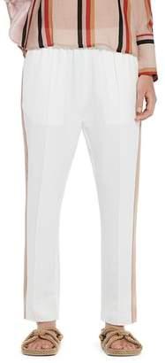 Scotch & Soda Side-Stripe Tapered Pants