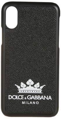 Dolce & Gabbana Dolce \u0026 Gabbana Crown Logo Iphone X Cover